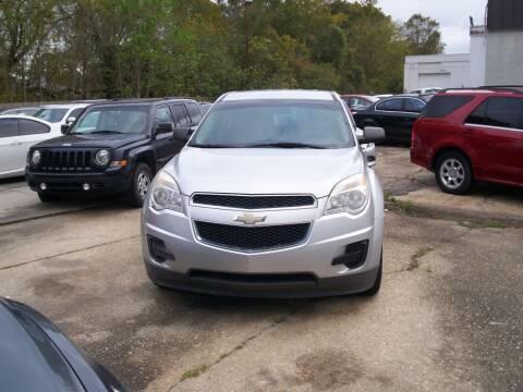 2011 Chevrolet Equinox for sale at Louisiana Imports in Baton Rouge LA