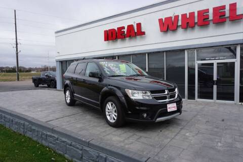 2017 Dodge JOURNEY SXT for sale at Ideal Wheels in Sioux City IA