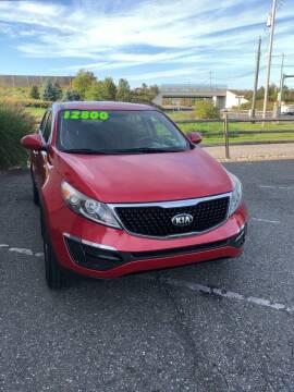2014 Kia Sportage for sale at Cool Breeze Auto in Breinigsville PA