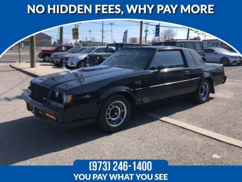 1987 Buick Regal for sale at Route 46 Auto Sales Inc in Lodi NJ