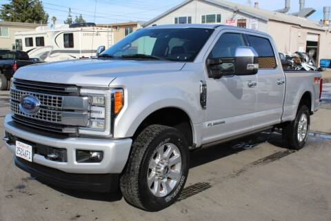 2017 Ford F-250 Super Duty for sale at CA Lease Returns in Livermore CA