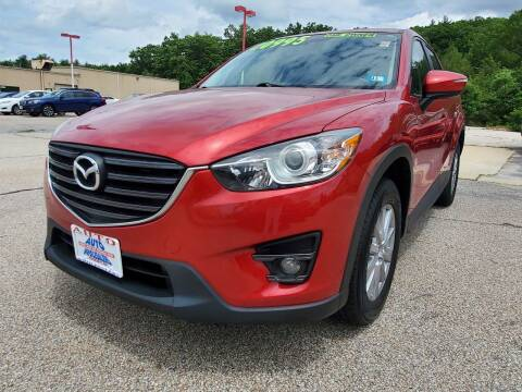 2016 Mazda CX-5 for sale at Auto Wholesalers Of Hooksett in Hooksett NH