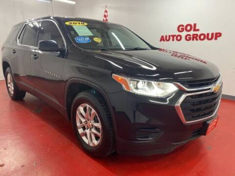 2018 Chevrolet Traverse for sale at GOL Auto Group in Austin TX