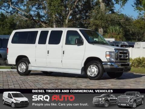 2014 Ford E-Series Wagon for sale at SRQ Auto LLC in Bradenton FL