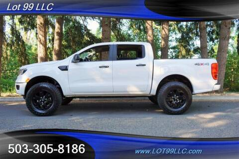 2019 Ford Ranger for sale at LOT 99 LLC in Milwaukie OR