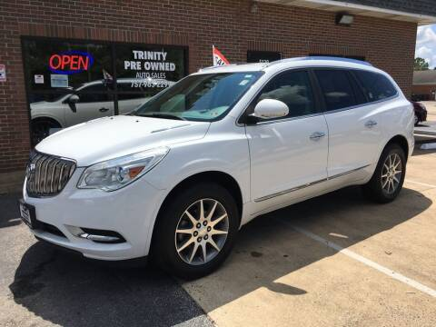 2017 Buick Enclave for sale at Bankruptcy Car Financing in Norfolk VA
