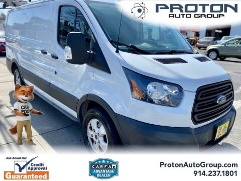 2017 Ford Transit Cargo for sale at Proton Auto Group in Yonkers NY