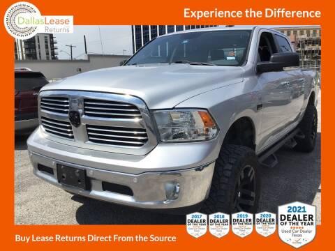 2016 RAM Ram Pickup 1500 for sale at Dallas Auto Finance in Dallas TX