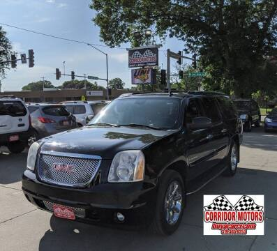 2008 GMC Yukon XL for sale at Corridor Motors in Cedar Rapids IA