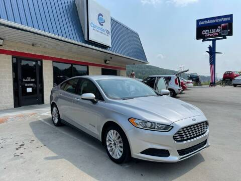 2016 Ford Fusion Hybrid for sale at CarUnder10k in Dayton TN