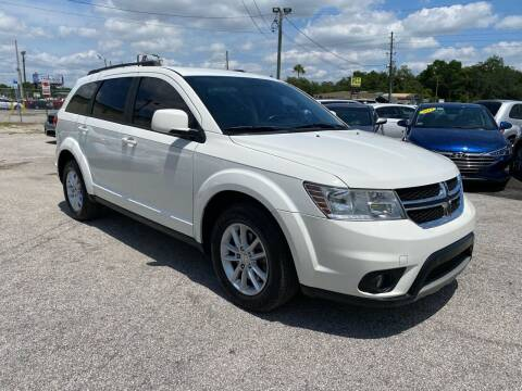 2015 Dodge Journey for sale at Marvin Motors in Kissimmee FL