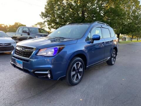 2018 Subaru Forester for sale at VK Auto Imports in Wheeling IL