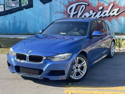 2014 BMW 3 Series for sale at Palermo Motors in Hollywood FL