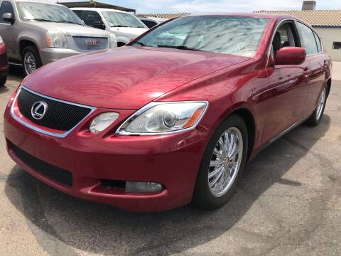 2006 Lexus GS 300 for sale at Town and Country Motors in Mesa AZ