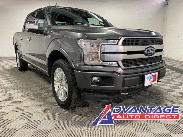 2019 Ford F-150 for sale at Advantage Auto Direct in Kent WA