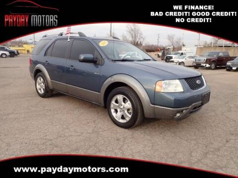 2005 Ford Freestyle for sale at Payday Motors in Wichita And Topeka KS