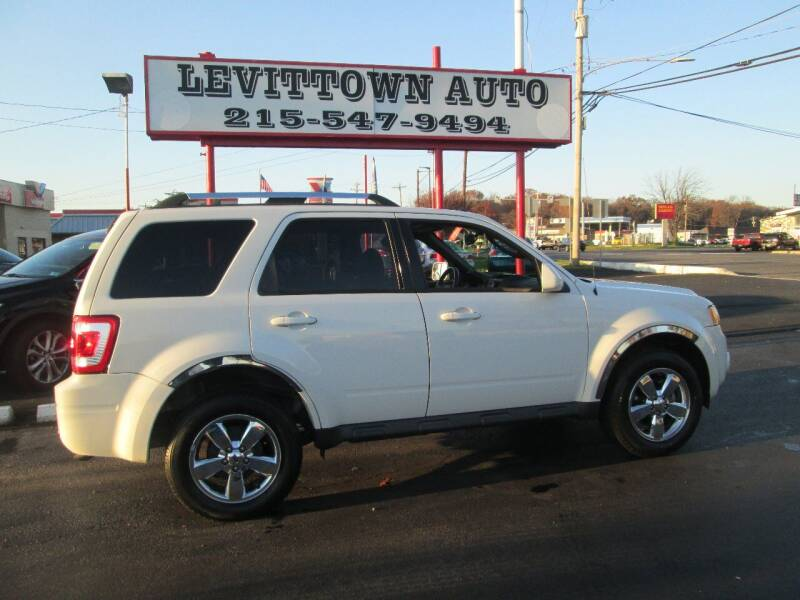 2012 Ford Escape AWD Limited 4dr SUV - Levittown PA