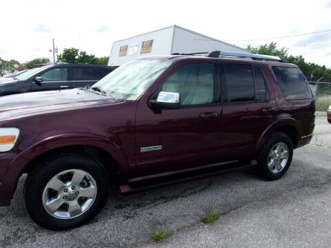 2006 Ford Explorer for sale at HIGHWAY 42 CARS BOATS & MORE in Kaiser MO