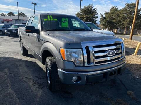 2011 Ford F-150 for sale at Choice Motors of Salt Lake City in West Valley  City UT