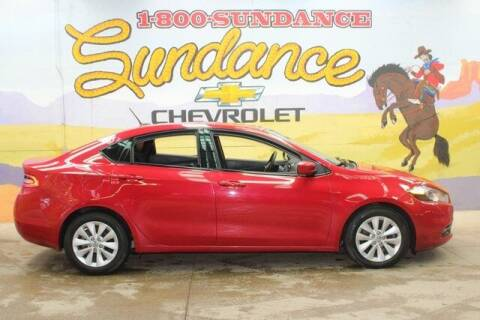 2014 Dodge Dart for sale at Sundance Chevrolet in Grand Ledge MI