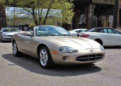 1999 Jaguar XK-Series for sale at Cutuly Auto Sales in Pittsburgh PA