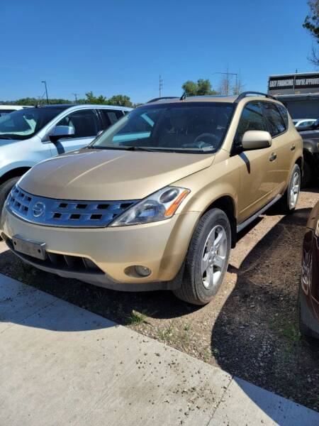 2004 Nissan Murano for sale in Cheyenne, WY