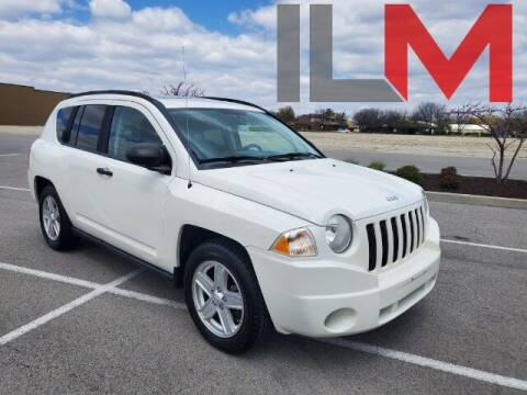 2007 Jeep Compass for sale at INDY LUXURY MOTORSPORTS in Fishers IN