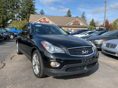 2011 Infiniti EX35 for sale at A 1 Motors in Monroe MI