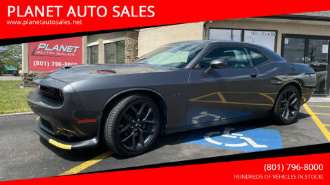 2019 Dodge Challenger for sale at PLANET AUTO SALES in Lindon UT