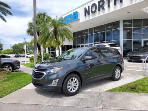 2019 Chevrolet Equinox for sale at Mazda of North Miami in Miami FL