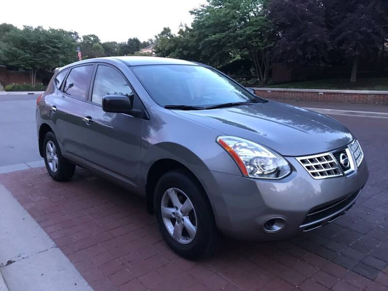 2010 Nissan Rogue for sale at Third Avenue Motors Inc. in Carmel IN