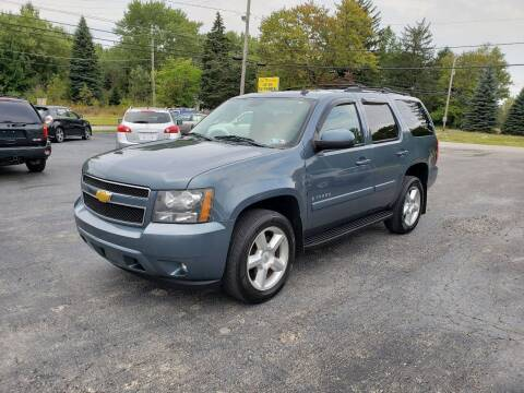 2008 Chevrolet Tahoe for sale at Motorsports Motors LLC in Youngstown OH