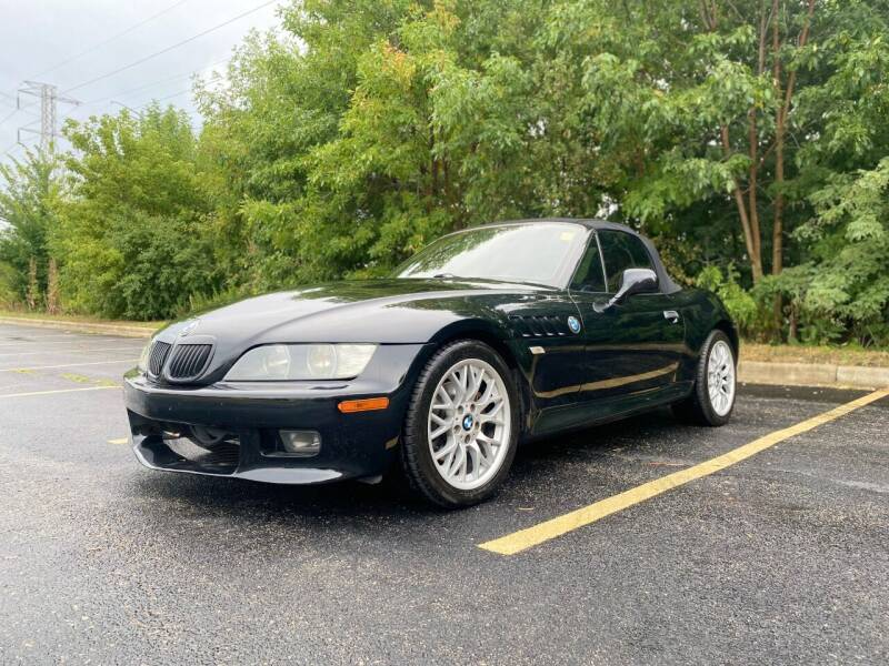 2002 BMW Z3 for sale at Siglers Auto Center in Skokie IL