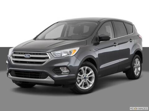 2017 Ford Escape for sale at Jensen's Dealerships in Sioux City IA