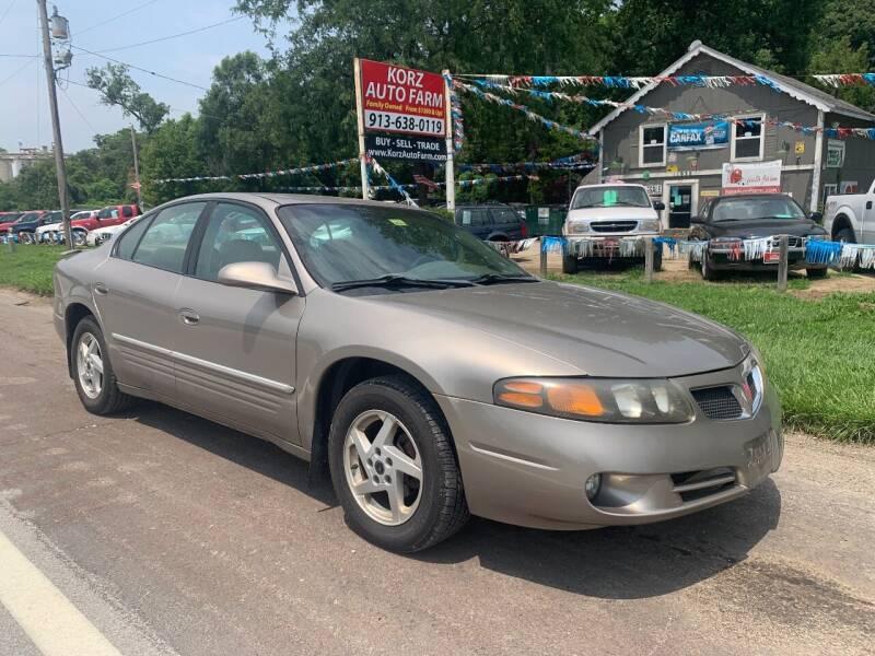 2004 Pontiac Bonneville for sale at Korz Auto Farm in Kansas City KS
