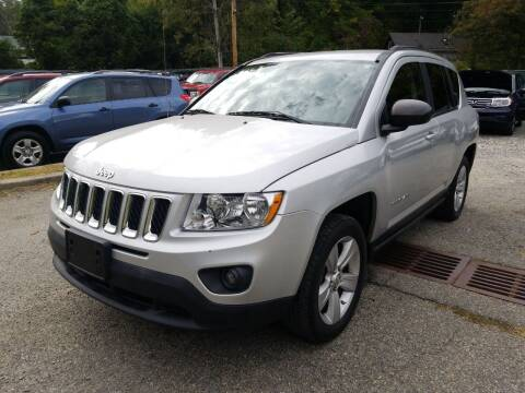 2012 Jeep Compass for sale at AMA Auto Sales LLC in Ringwood NJ
