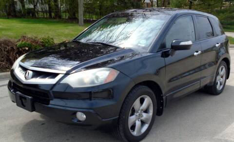 2008 Acura RDX for sale at Waukeshas Best Used Cars in Waukesha WI