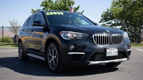 2018 BMW X1 for sale at DIAMOND VALLEY HONDA in Hemet CA