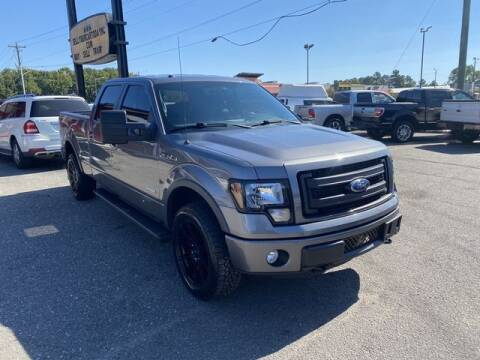 2013 Ford F-150 for sale at Sell Your Car Today in Fayetteville NC