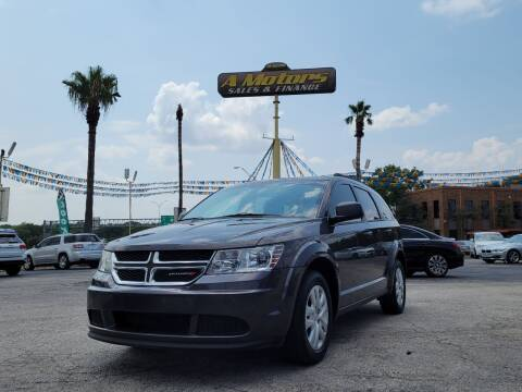 2016 Dodge Journey for sale at A MOTORS SALES AND FINANCE in San Antonio TX