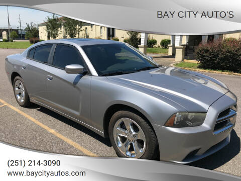 2011 Dodge Charger for sale at Bay City Auto's in Mobile AL