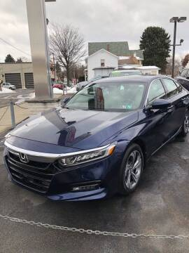 2018 Honda Accord for sale at Red Top Auto Sales in Scranton PA