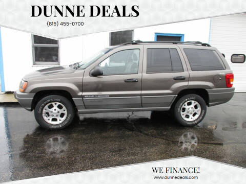 1999 Jeep Grand Cherokee for sale at Dunne Deals in Crystal Lake IL