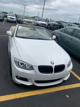 2011 BMW 3 Series for sale at Hatimi Auto LLC in Buda TX