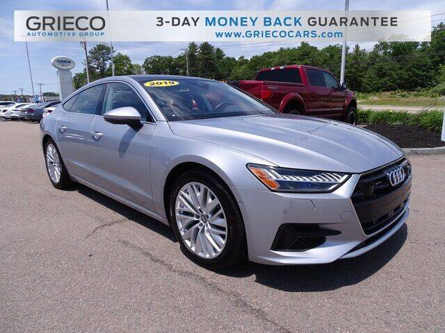 2019 Audi A7 for sale in Raynham, MA