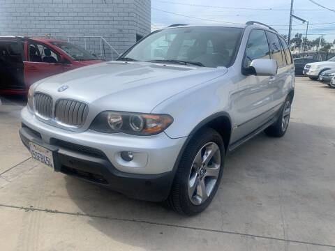 2006 BMW X5 for sale at OCEAN IMPORTS in Midway City CA