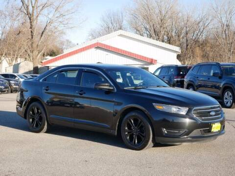 2015 Ford Taurus for sale at Park Place Motor Cars in Rochester MN