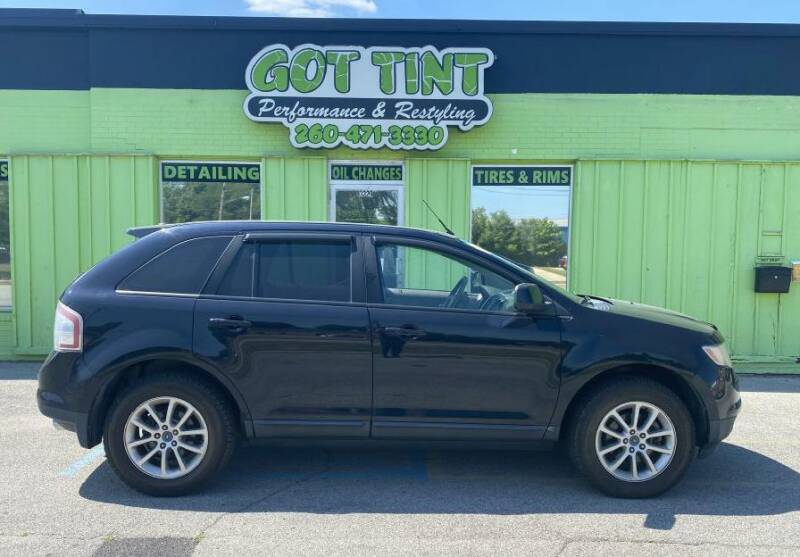 2009 Ford Edge for sale at GOT TINT AUTOMOTIVE SUPERSTORE in Fort Wayne IN