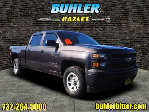 2014 Chevrolet Silverado 1500 for sale at Buhler and Bitter Chrysler Jeep in Hazlet NJ