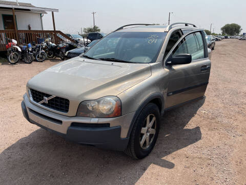 2004 Volvo XC90 for sale at PYRAMID MOTORS - Fountain Lot in Fountain CO